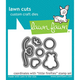 Lawn Cuts Custom Craft Die Little Fireflies LF1594