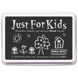 Hero Arts Just For Kids Inkpad Black JFKINK CS100 | Maple Treehouse