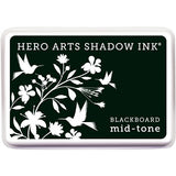 Hero Arts Midtone Ink Pads Black MIDTONE AF272 | Maple Treehouse