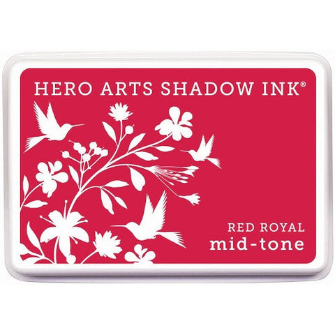 Hero Arts Midtone Ink Pads Red Royal MIDTONE AF225 | Maple Treehouse