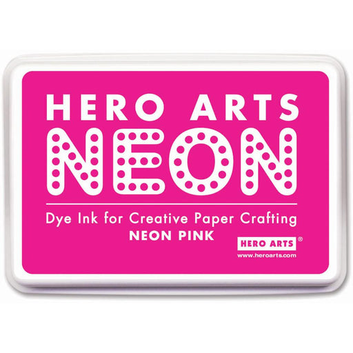 Hero Arts Neon Ink Pink NEONINK AF218 | Maple Treehouse