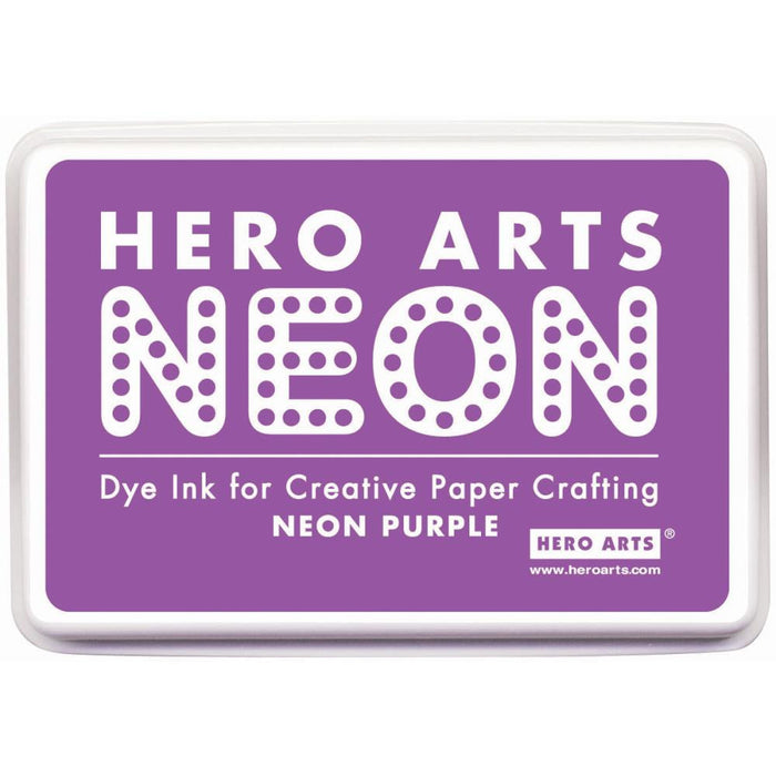 Hero Arts Neon Ink Purple NEONINK AF232 | Maple Treehouse