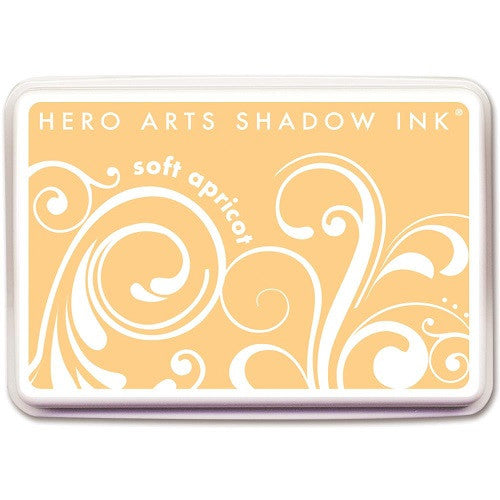Hero Arts Shadow Inks Soft Apricot HA-SHDW AF145 | Maple Treehouse
