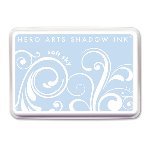 Hero Arts Shadow Inks Soft Sky HA-SHDW AF244 | Maple Treehouse