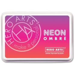 Hero Arts Ombre Ink Pad Red To Purple OMBRE AF330 | Maple Treehouse