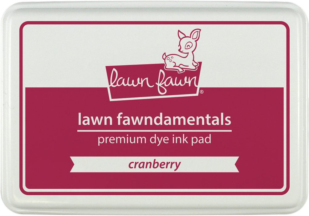 Lawn Fawn Ink Pad Cranberry LF859