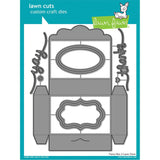 Lawn Fawn Lawn Cuts Custom Craft Die Fancy Box LF1357