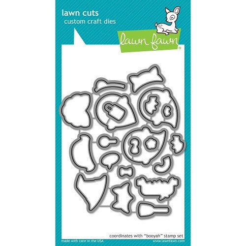 Lawn Fawn Dies Lawn Cuts Custom Craft Die Booyah LF933 | Maple Treehouse