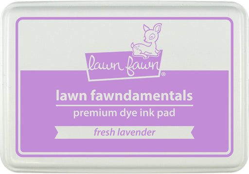 Lawn Fawn Dye Ink Pad Fresh Lavender LF-INK 1031 | Maple Treehouse