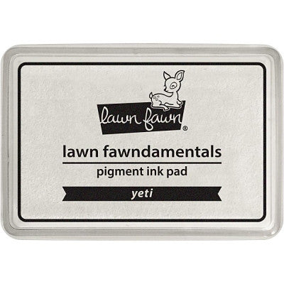 Lawn Fawn Pigment Ink Pad Yeti LF-INKP | Maple Treehouse