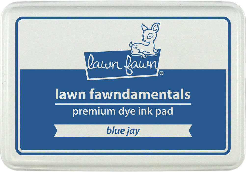 Lawn Fawn Dye Ink Pad Blue Jay LF-INK 1192 | Maple Treehouse