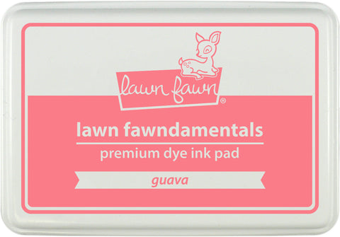 Lawn Fawn Dye Ink Pad Guava LF-INK 1196 | Maple Treehouse