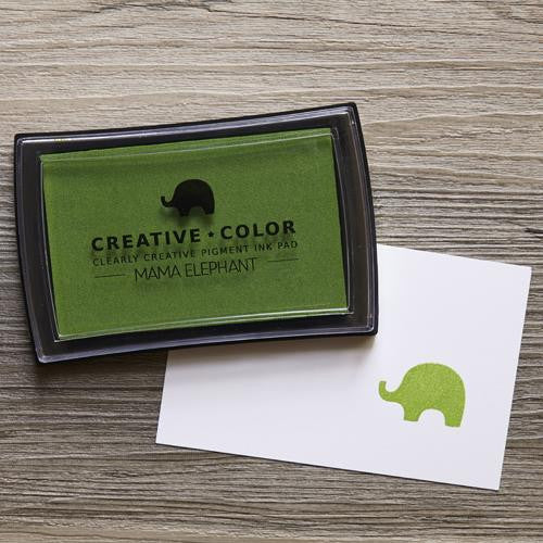 Mama Elephant Pigment Ink Pads Mojito | Maple Treehouse