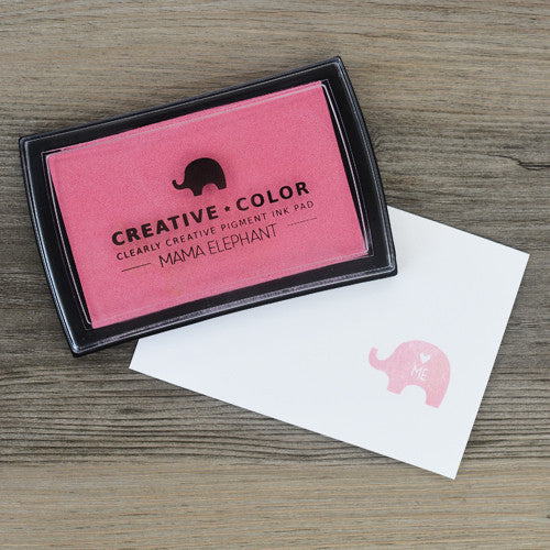 Mama Elephant Pigment Ink Pads Piggy Bank | Maple Treehouse