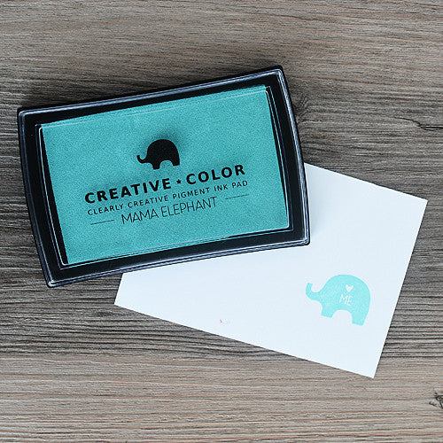 Mama Elephant Pigment Ink Pads Rainwater | Maple Treehouse