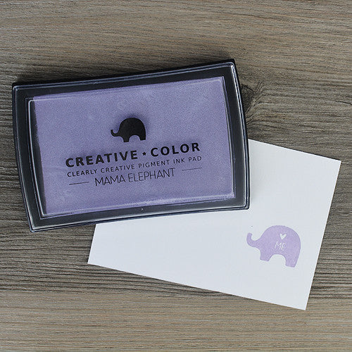 Mama Elephant Pigment Ink Pads Sweet Lilac | Maple Treehouse