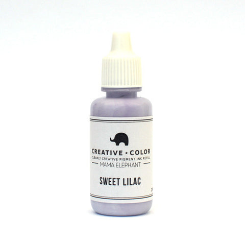 Mama Elephant Pigment Ink Refills Sweet Lilac | Maple Treehouse