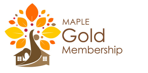 Join us as a Maple Gold Club Membership | Maple Treehouse