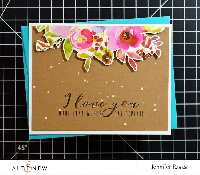 Altenew Painted Fantasy Washi Tape