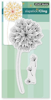 Penny Black Slapstick Cling Stamp Dandee 40-373 | Maple Treehouse
