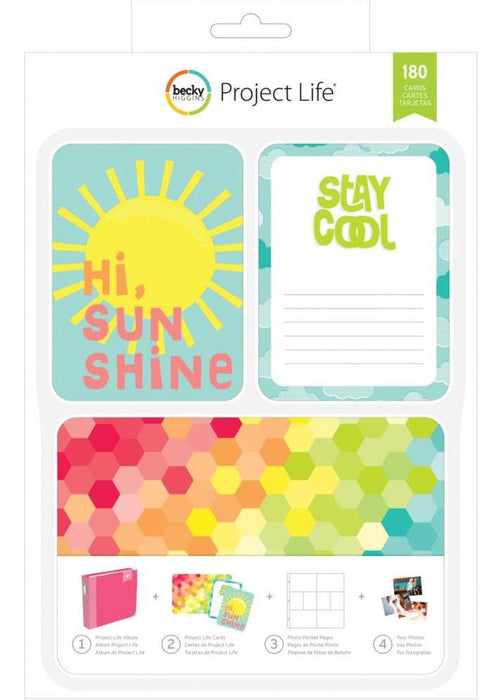 Project Life Kit Hi, Sunshine 380333 | Maple Treehouse
