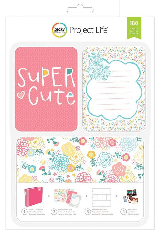Project Life Kit Super Cute 380331 | Maple Treehouse