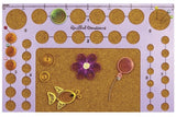 "Quilled Creations Circle Template Board 5"" x 8"" Q304 