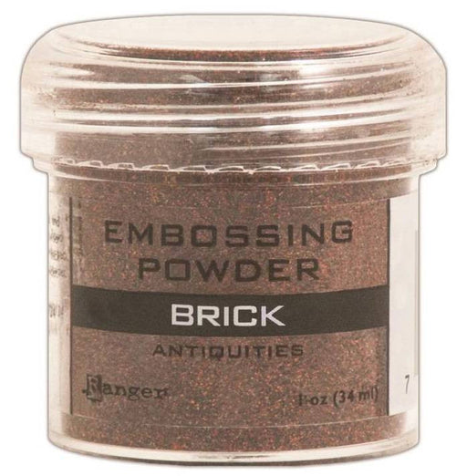 Ranger Embossing Powder 1oz Jar Brick EPJ 37606 | Maple Treehouse
