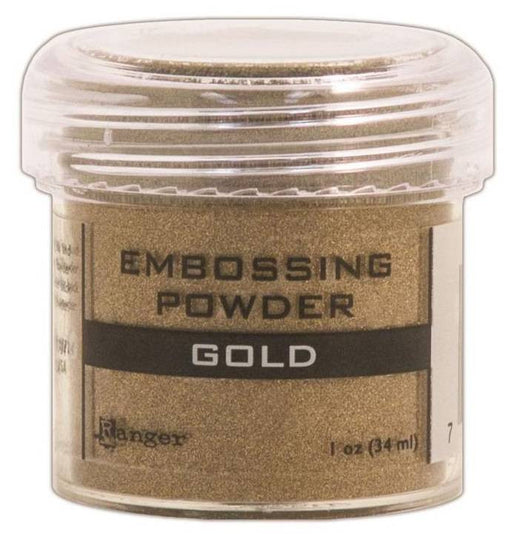 Ranger Embossing Powder 1oz Jar Gold EPJ 37354 | Maple Treehouse