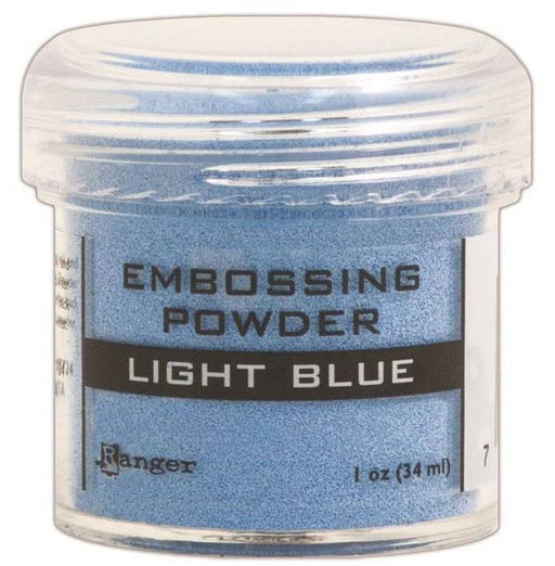 Ranger Embossing Powder 1oz Jar Light Blue EPJ 36579 | Maple Treehouse