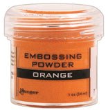 Ranger Embossing Powder 1oz Jar Orange EPJ 36609 | Maple Treehouse