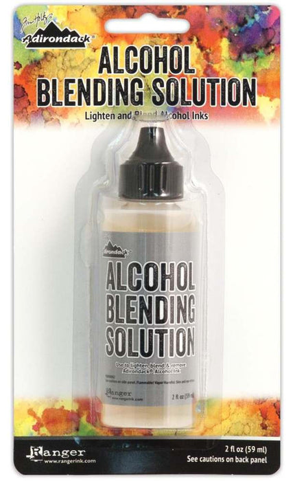 Ranger Tim Holtz Adirondack Alcohol Blending Solution 2oz TIM19800 | Maple Treehouse