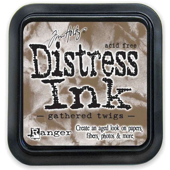 Ranger Tim Holtz Distress Ink Pad Gathered Twigs DIS 32823 | Maple Treehouse