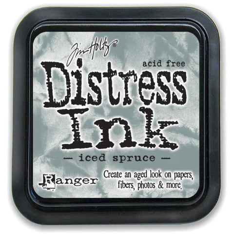 Ranger Tim Holtz Distress Ink Pad Iced Spruce DIS 32878 | Maple Treehouse