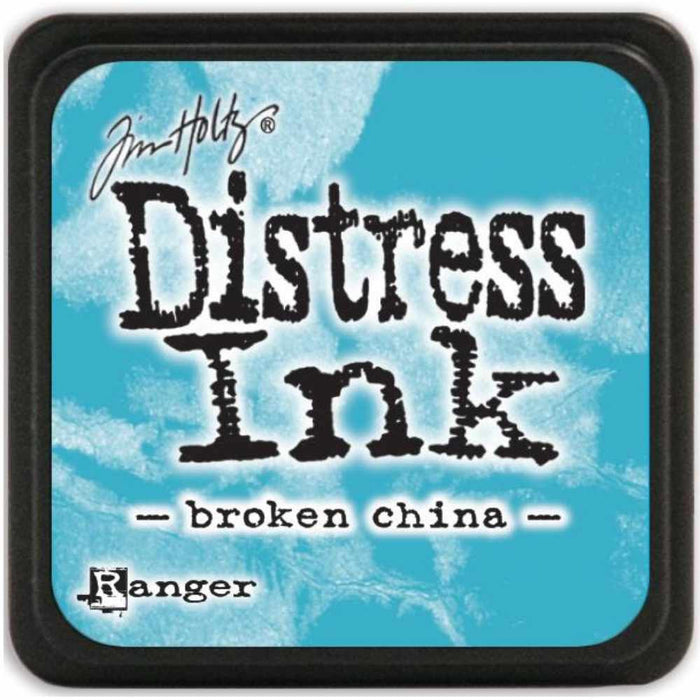 Ranger Tim Holtz Distress Mini Ink Pads Broken China DMINI 39877 | Maple Treehouse