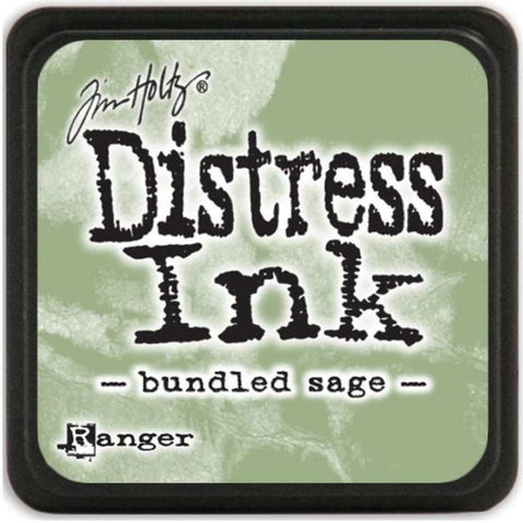Ranger Tim Holtz Distress Mini Ink Pads Bundled Sage DMINI 39891 | Maple Treehouse