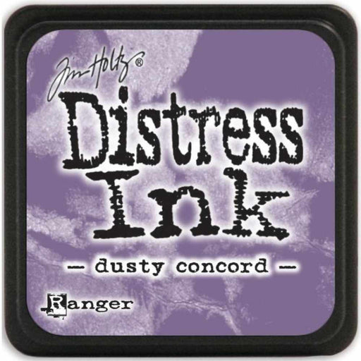 Ranger Tim Holtz Distress Mini Ink Pads Dusty Concord DMINI 39938 | Maple Treehouse