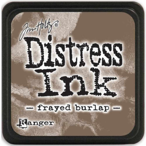 Ranger Tim Holtz Distress Mini Ink Pads Frayed Burlap DMINI 39990 | Maple Treehouse