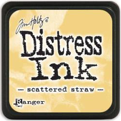 Ranger Tim Holtz Distress Mini Ink Pads Scattered Straw DMINI 40149 | Maple Treehouse