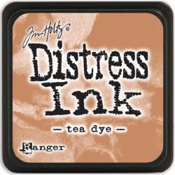Ranger Tim Holtz Distress Mini Ink Pads Tea Dye DMINI 40231 | Maple Treehouse