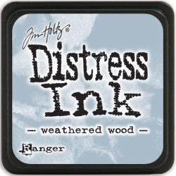 Ranger Tim Holtz Distress Mini Ink Pads Weathered Wood DMINI 40286 | Maple Treehouse