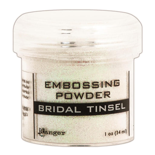 Ranger Embossing Powder 1oz Jar Bridal Tinsel EPJ 37446 | Maple Treehouse