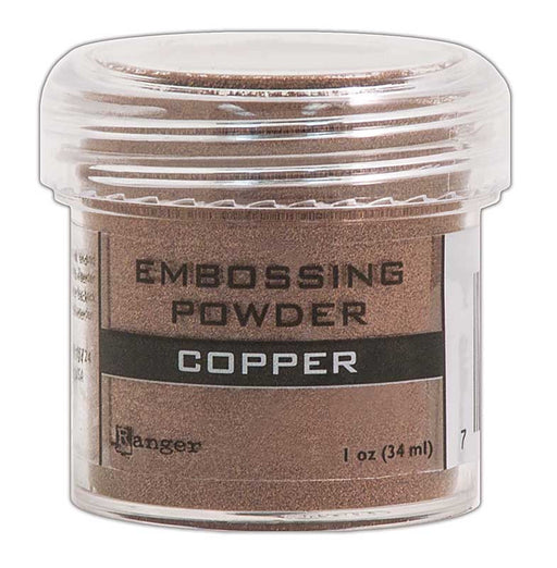 Ranger Embossing Powder 1oz Jar Copper EPJ 37378 | Maple Treehouse