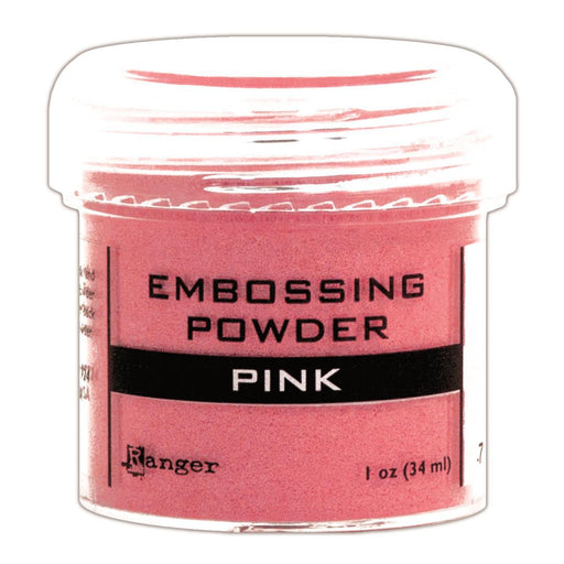 Ranger Embossing Powder 1oz Jar Pink EPJ 36616 | Maple Treehouse