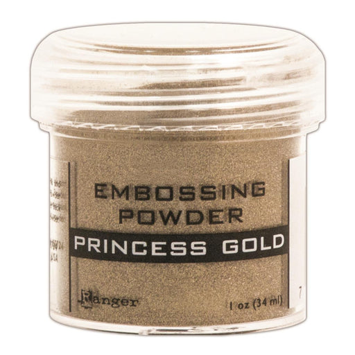 Ranger Embossing Powder 1oz Jar Princess Gold EPJ 37477 | Maple Treehouse