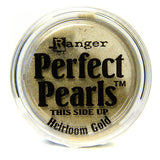 Ranger Perfect Pearls Pigment Powder 1oz Heirloom Gold PPP 21865 | Maple Treehouse