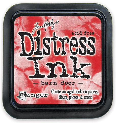 Ranger Tim Holtz Distress Ink Pad Barn Door DIS 27096 | Maple Treehouse
