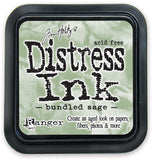 Ranger Tim Holtz Distress Ink Pad Bundled Sage DIS 27102 | Maple Treehouse
