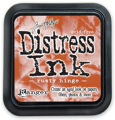 Ranger Tim Holtz Distress Ink Pad Rusty Hinge DIS 27157 | Maple Treehouse