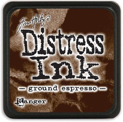 Ranger Tim Holtz Distress Mini Ink Pads Ground Espresso DMINI 47353 | Maple Treehouse